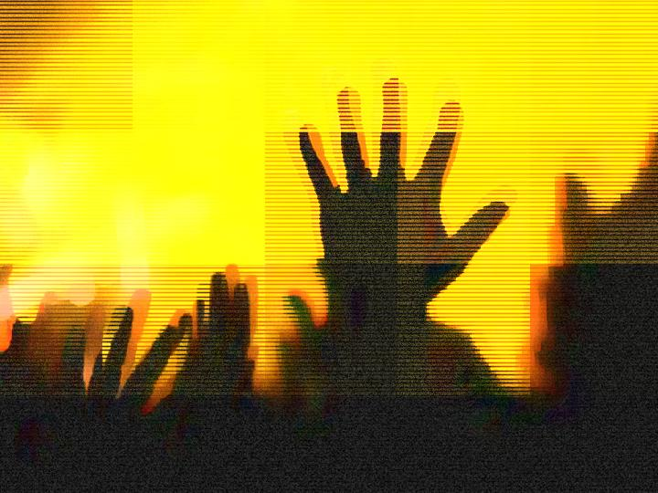 Praise and Worship Hands